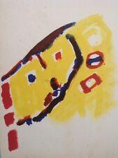 Pierre TAL-COAT (1905-1985) 2 Lithographies de 1960 (54ans) DLM N°119