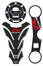 Kit Autocollant 3D Protections Gsx-R Compatible Moto Suzuki 750-1000 Gsxr