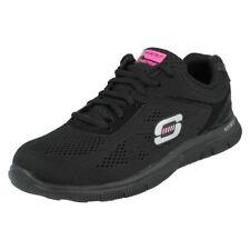 Zapatillas deportivas de mujer Skechers color principal negro talla 38