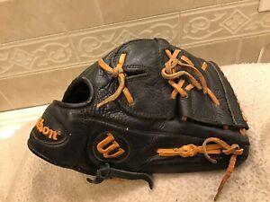 "Wilson A500 12"" Youth Baseball Softball Glove Right Hand Throwing"