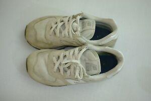 new balance 574 white gray  us 8 uk 6 eu 39 woman