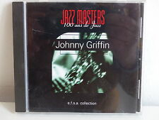 CD ALBUM Jazz masters 100 ans de jazz JOHNNY GRIFFIN