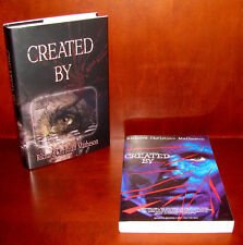 Created By, Richard Matheson **Signed Limited 1st Ed. + Uncorrected Proof *ARC