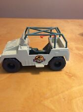 Jurassic Park The Lost World Jeep Net Trapper Vehicle 1998 Incomplete B5
