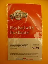 SGA San Francisco Giants - Play Ball With the Giants 2003 Logo Pin & Card NEW