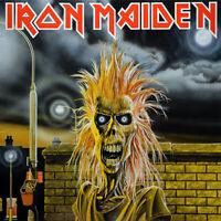 Iron Maiden - Iron Maiden (2014)  Vinyl LP  NEW/SEALED  SPEEDYPOST