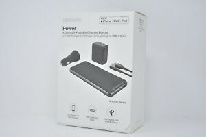 Ubiolabs Wall + Car Charger Combo Power Bank Lightning for iPhone iPad New