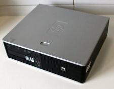 01-00-04296 Computer HP DC5750 SFF AMD Athlon 4000+ 1GB 80GB DVD VISTA
