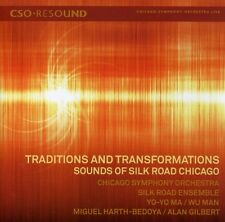 Chicago Symphony Orc - Traditions & Transformations: Sounds of Silk Road [New CD