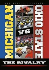 Michigan Vs Ohio State: The Rivalry (Archie Griffin) - Region Free DVD - Sealed