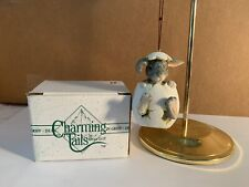"""Charming Tails """"Animals In Eggs� """"Ornament Silvestri Bunny �"""