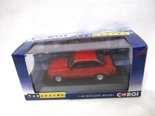 Corgi Vanguards Ford Escort Mk 2 RS Mexico Signal Red  VA12615 RARE