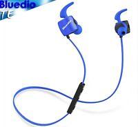 Bluedio TE Bluetooth 4.1 Sports Ergonomic Earphones Cordless Headphones, Mic