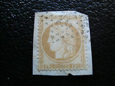 FRANCE - timbre yvert et tellier n° 55 obl (A1) stamp french (A)