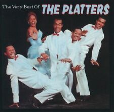 The Very Best of THE PLATTERS Sealed CD 12 Great Songs