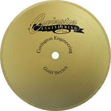 "Covington 14"" Gold Diamond Rock Saw Blade Lapidary And Glass CGB014"