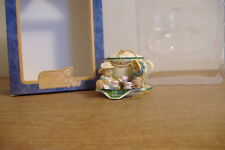 ~Enesco~ Christmas Ornament~Cup Of Kindness~