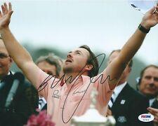 "Graeme McDowell signed 8""x10"" photo PSA/DNA Authentic"
