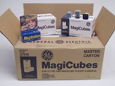 432x GE General Electric MagiCubes MagiCube Polaroid Big Shot Flash Type X NOS