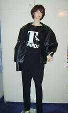 MENS 1950S 50S T BIRD DANNY ROCK N ROLL GREASE FANCY DRESS COSTUME L/XL USED