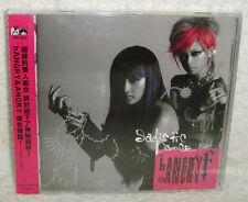 HANGRY & ANGRY-F Sadistic Dance Taiwan Special CD+DVD