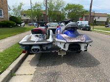 New Listing07 Kawasaki Stx-12F & 04 Yamaha Ft Cruiser Jet Ski- Wave Runner