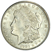 1921-D MORGAN DOLLAR ~ CHOICE BU UNCIRCULATED ~ PRICED RIGHT  (INV#524G)