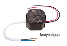 LED Netzteil 500ma 12w 12-24v DC 50x48x24 Dimmbar