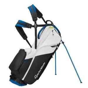 TaylorMade Flextech Lite White/Black Stand Bag