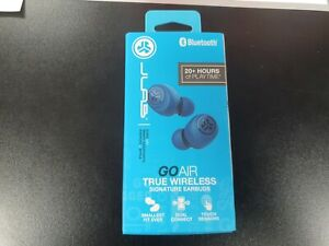 JLAB Go Air True Wireless Signature Earbuds - Blue - BN&Sealed