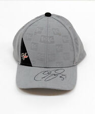 GENUINE RARE Colin EDWARDS Signed CAP Autograph AFTAL COA MotoGP USA Legend