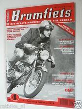 BRO1204,MOPED MAG,HONDA VAN WIJK,JAMATHI CROSSER,DMF,MAGNEET 1965 TEXEL,PONETTE
