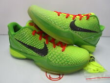 2010 Nike Zoom Kobe VI 6 GRINCH 10