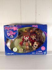 Littlest Pet Shop Autumn Glam Blythe New in Box nib LPS B6 Red hair 1620 deerset