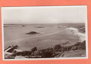 The Harbour North West Beaches Herm Channel Islands RP pc unused R A  AJ287