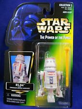 Star Wars POTF 2 1996 R5-D4 – Green Card – MIMP Power of the Force