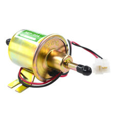 12V Fuel Pump Electric GAS Diesel Inline Intank Petrol Pumps Shut-Off Pressure