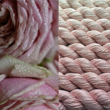 Gradient yarn set -mulberry silk, handdyed yarn lace 200g-hand painted