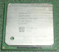 Intel P4 2.3-Ghz CPU Processor SL789 512/400 Socket 478 Pentium notebook parts