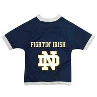 Notre Dame Irish NCAA All Star Dogs Premium Pet Jersey USA Made Sizes XXS-XXL