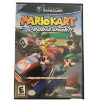Double Dash Nintendo GameCube Mario Kart  Black Label