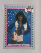 1992 Enor Dallas Cowboys Cheerleaders #33 Danyce Scott card