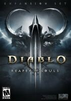 Diablo III: Reaper of Souls - PC/Mac BESTSELLER