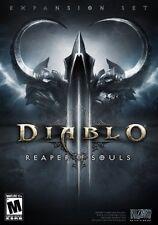 Diablo Iii: Reaper of Souls - Pc/Mac by Blizzard Entertainment