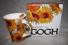 Vincent Van Gogh schöne Tasse Becher Sonnenblumen 350 Ml Carmani