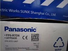 Panasonic PLC FP0-RTD6(AFP0430) New In Box