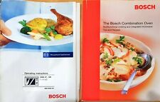 Instruction Manual for Bosch Gourmet Microwave Combi - HME9751GB