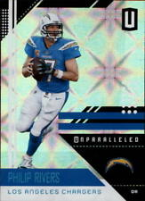 2018 Panini Unparalleled Galactic #108 Philip Rivers SSP Case Hit Chargers