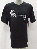 Miami Marlins MLB Men's Big & Tall Authentic Graphic T-Shirt