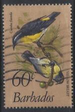Barbados Birds Stamps